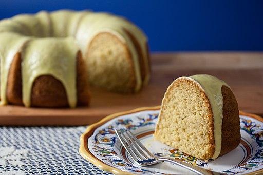 Pear & Coconut Cake (Sugar and Cinnamon)