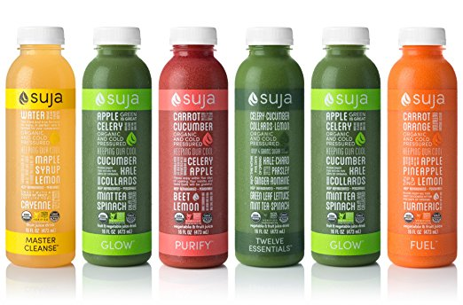 Suja Juice, Organic, Cold Pressed 3 Day Fresh Start, $139 @amazon.com