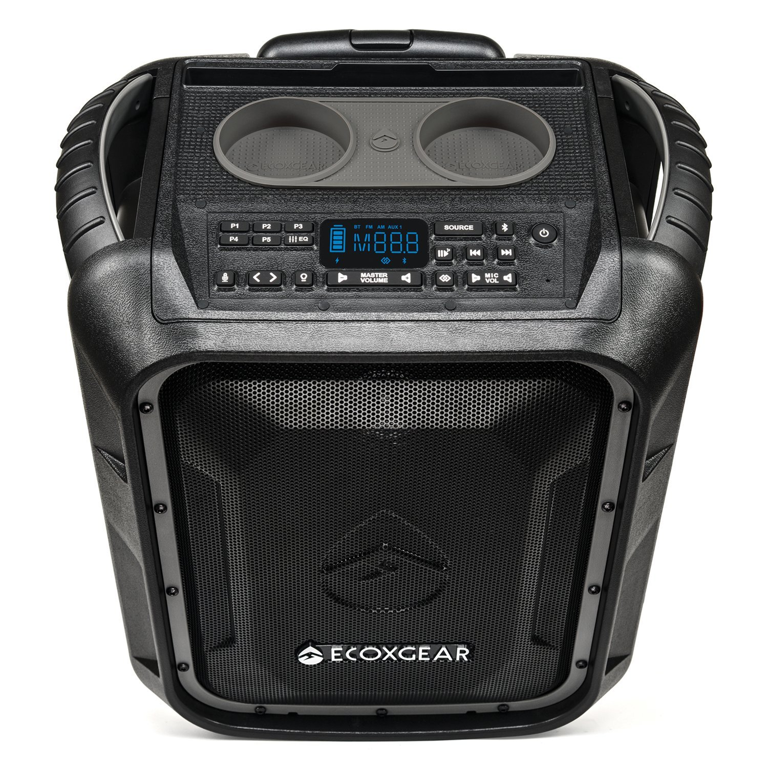 ECOXGEAR GDI-EXBLD810 Waterproof Portable Bluetooth/AM/FM Wireless 100W Speaker & PA system, $199 @amazon.com