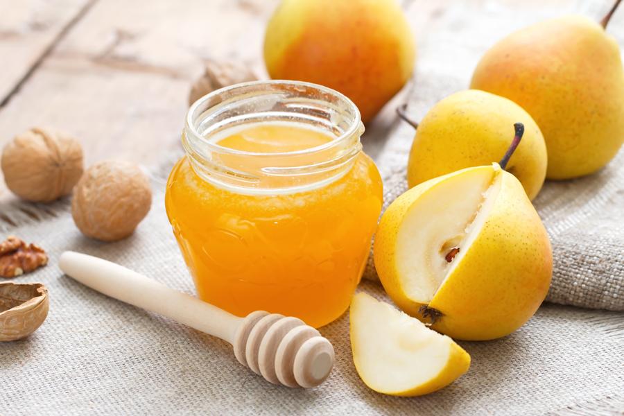 Vegan Pear Honey