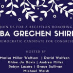 Join Chloé & GirlieGirlArmy For Cocktails At This Democratic Fundraiser In October!