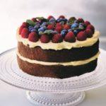 The Ultimate Vegan Maca Vanilla Cake Recipe