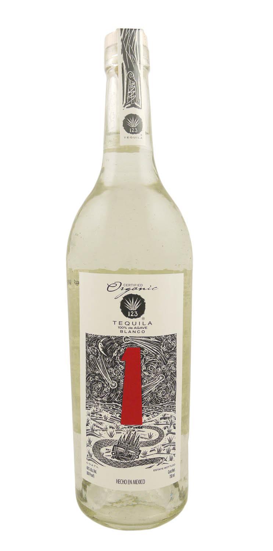 123 Organic Blanco Tequila (Uno), $44 @astorwines.com