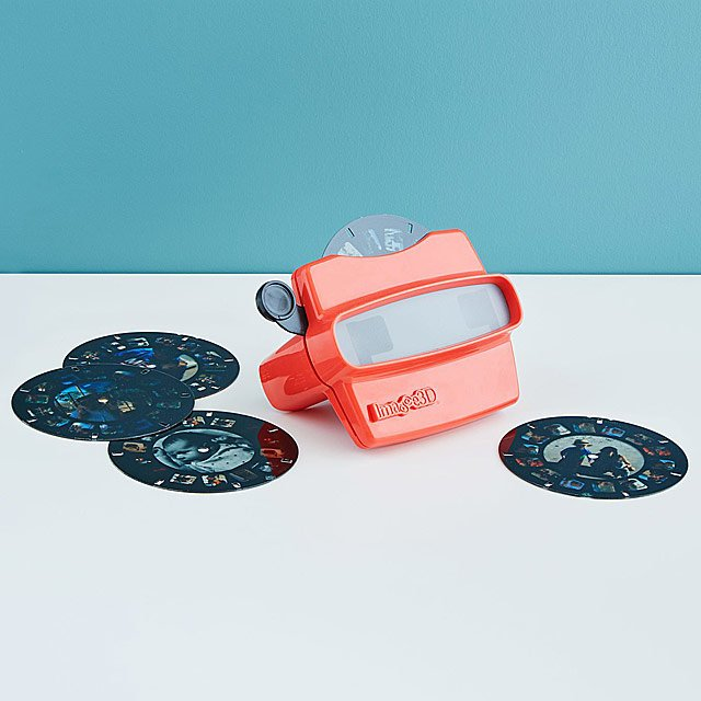Create Your Own Reel Viewer, $30 @uncommongoods.com
