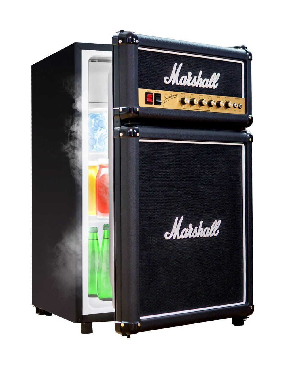 Marshall Compact Fridge, $500 @amazon.com