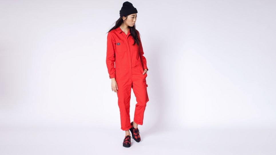 WF Workwear Coverall, $188 @wildfang.com