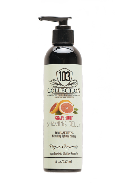 Grapefruit Shaving Jelly (Vegan), $14.99 @103collection.com