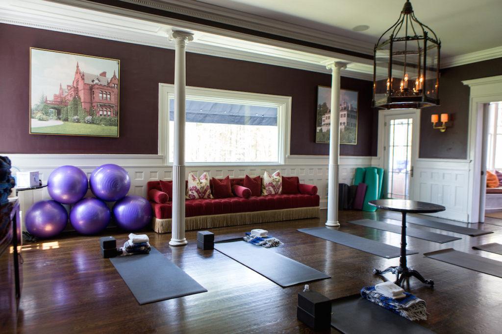 Yoga at Groundsea Fitness