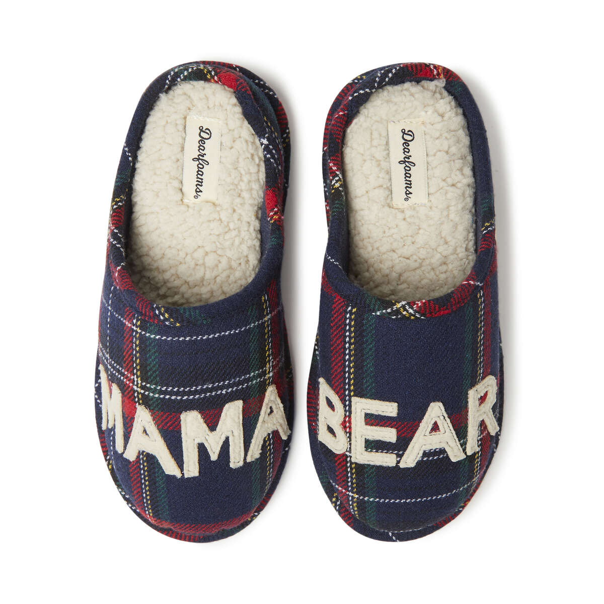 Women's Mama Bear Clog Slipper, $34 @dearfoams.com