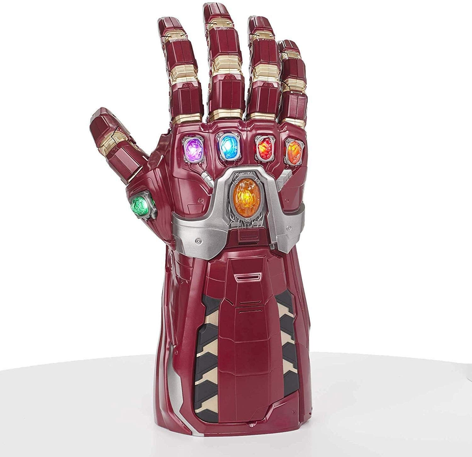 Avengers Marvel Legends Series Endgame Power Gauntlet Articulated Electronic Fist, $69 @amazon.com