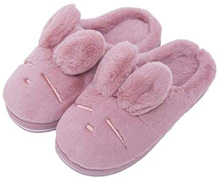 Asche Adult Bunny Slippers, $19 @amazon.com