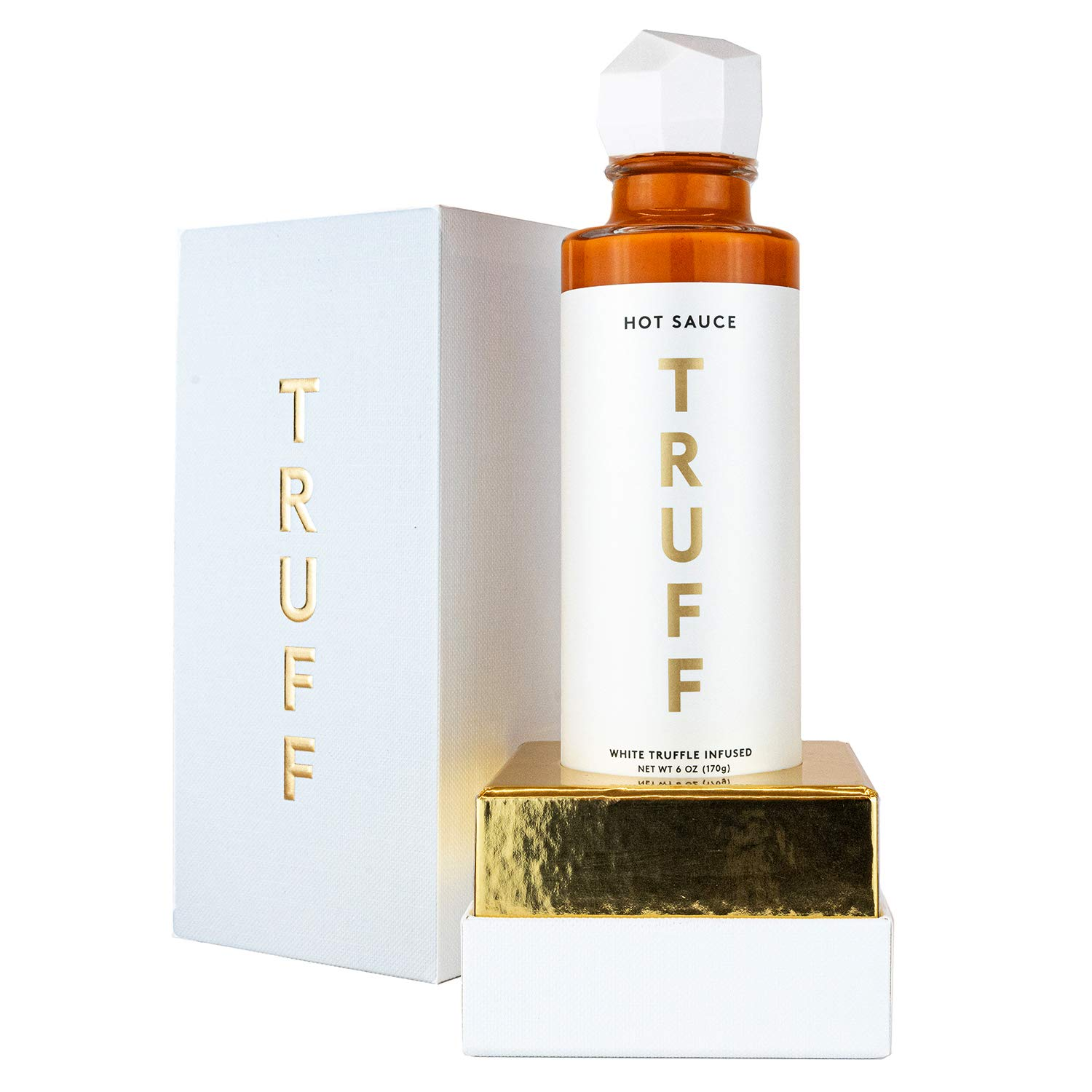 TRUFF White Truffle Hot Sauce, $34 @amazon.com