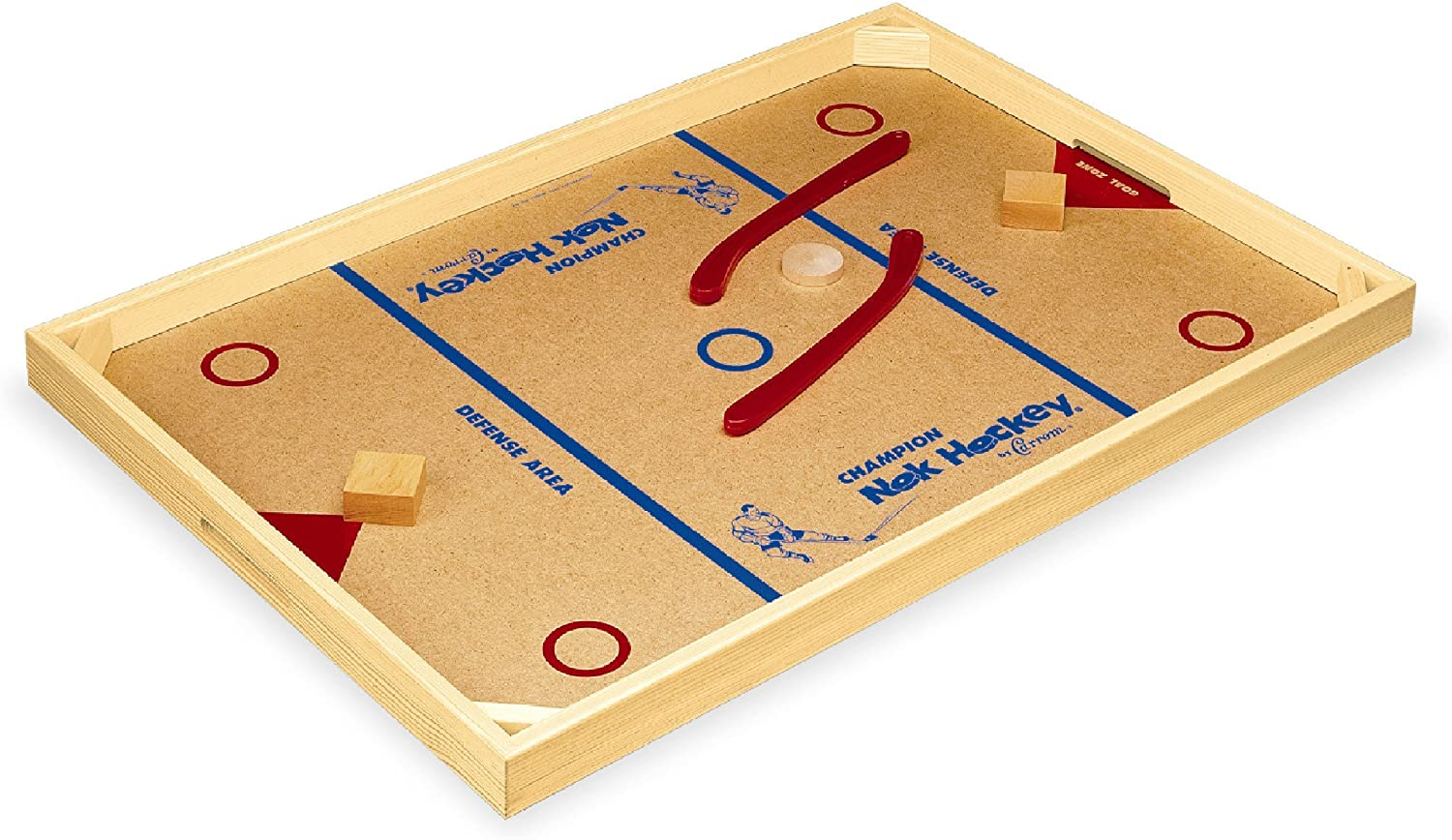 Carrom Nok Hockey Game, $42 @amazon.com