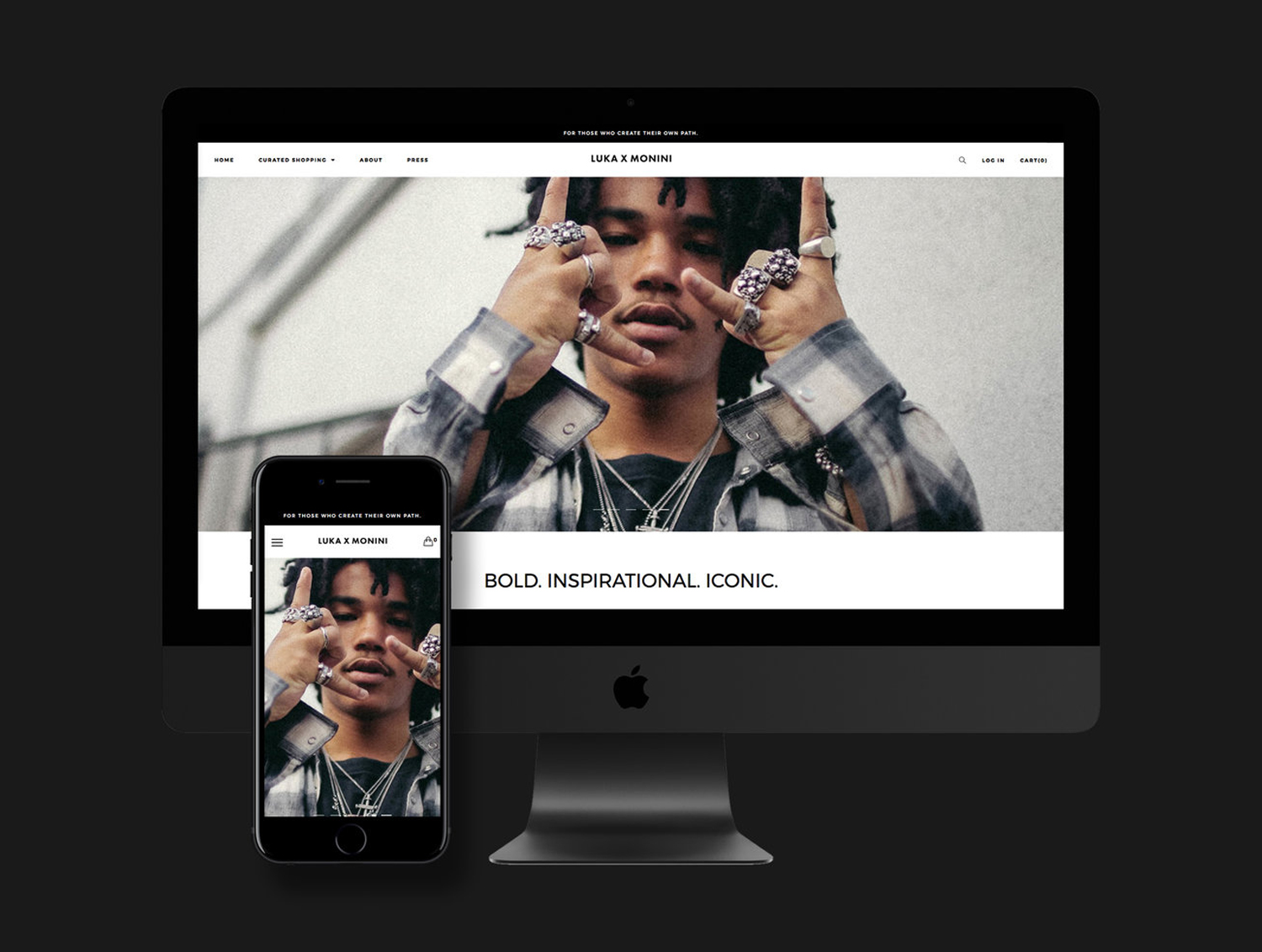 Custom Website/ App/ Blog, 5k & up @craftandvalor.com