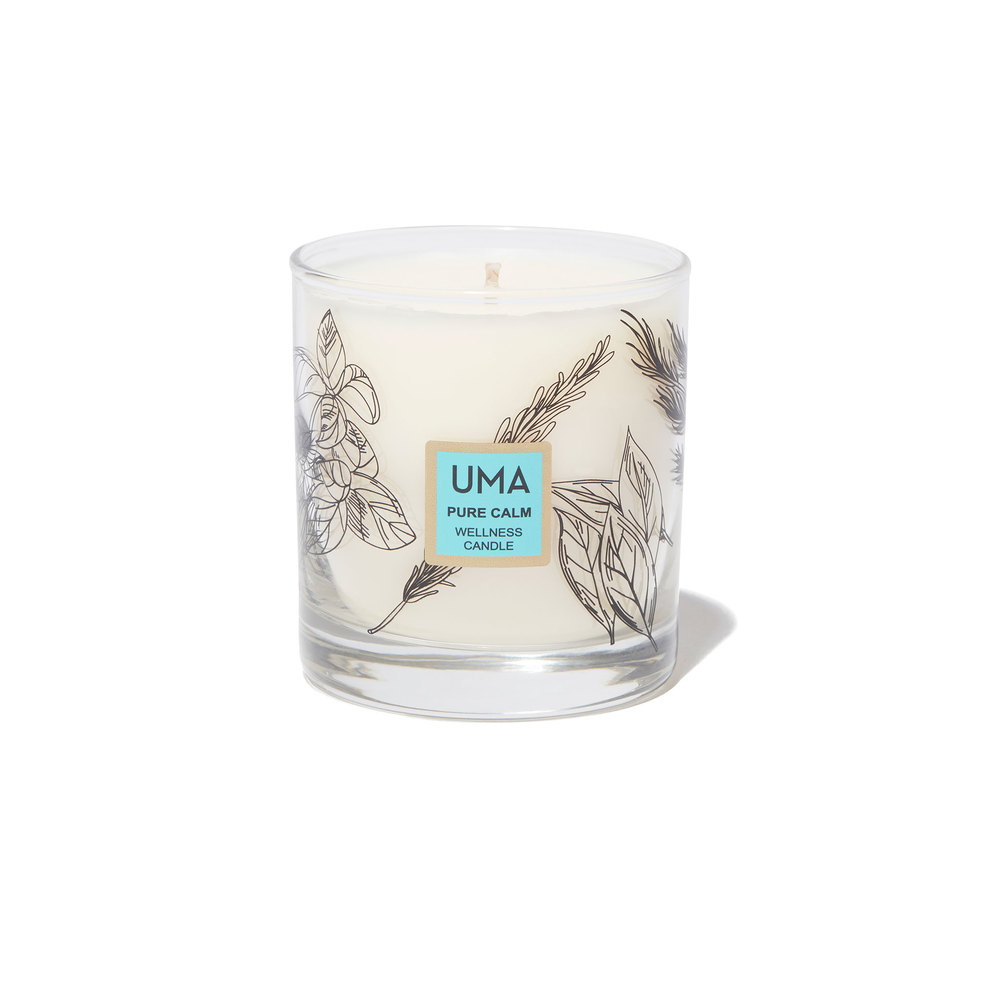 UMA PURE CALM WELLNESS CANDLE, $68 @shop.goop.com