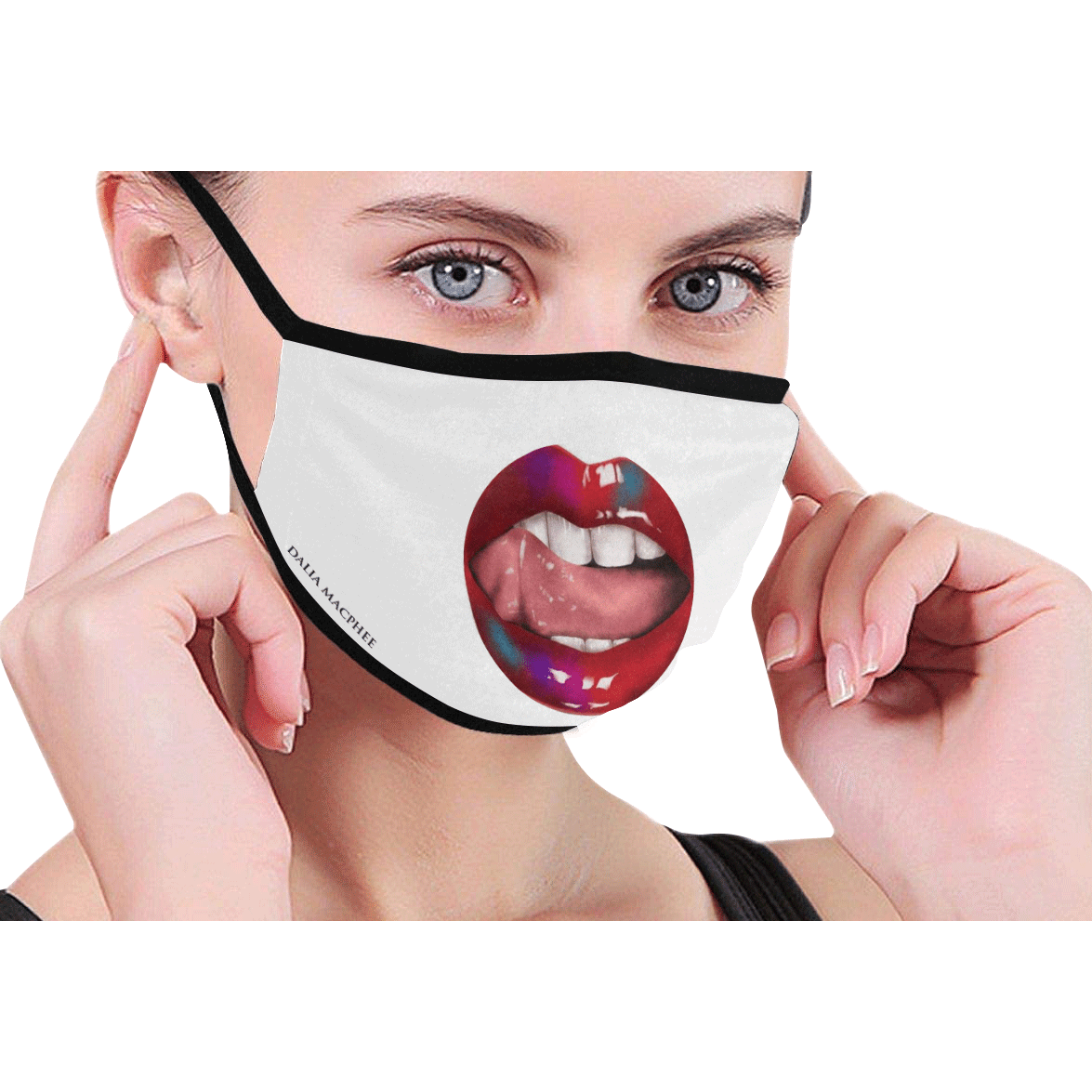 Dalia McPhee Masks, $19-21 @daliaonline.com