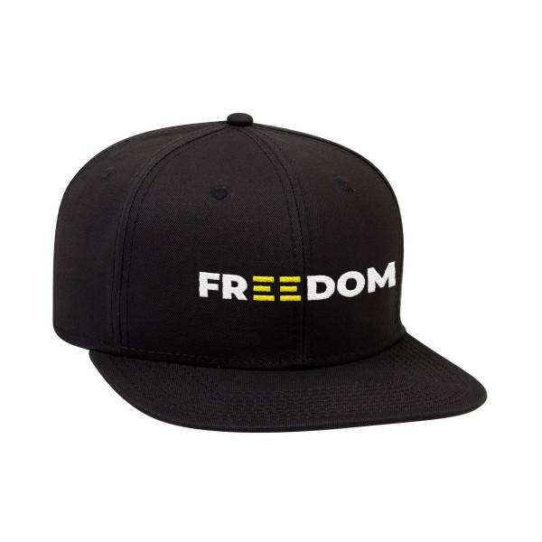 Freedom Snapback Hat, $30 @blacklivesmatter.shop.capthat.com