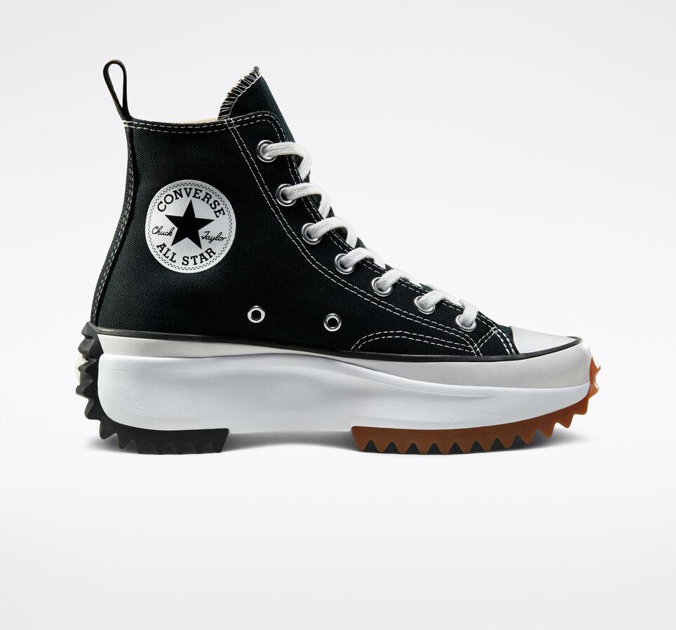 Chuck Taylor® All Star® Run Star Hike High Top Platform Sneaker, $100 @nordstrom.com