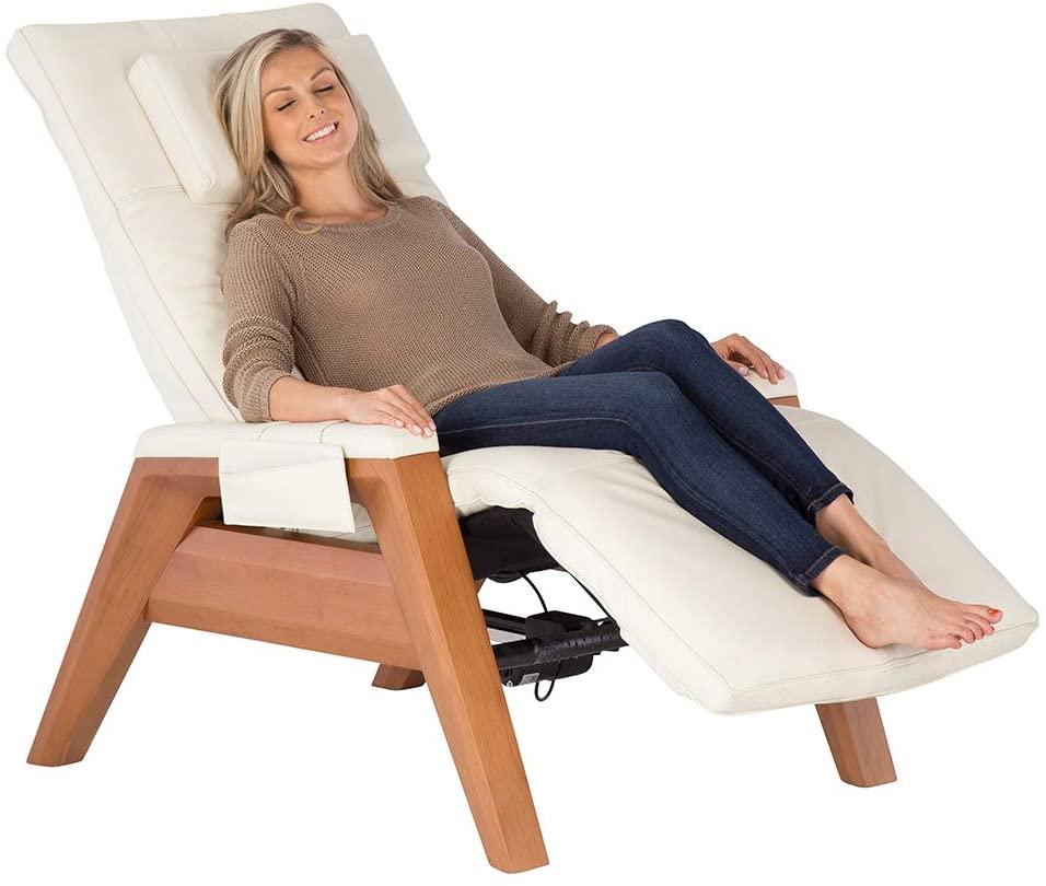 Human Touch Pad Set Gravis ZG Chair w/Zero-Gravity Seat, Air Massage Technology, 5k @amazon.com