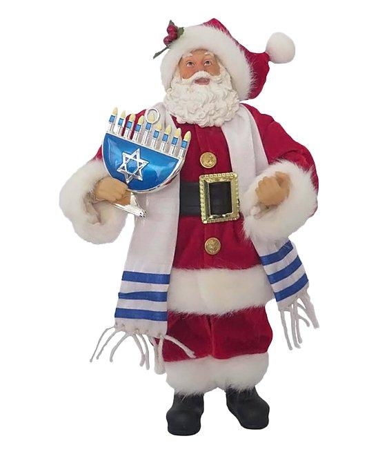 Interfaith Santa/ Hanukah Harry, $21 @zulily.com