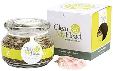 CMH (Clear my Head) Herbal Inhalation, $25 @amazon.com