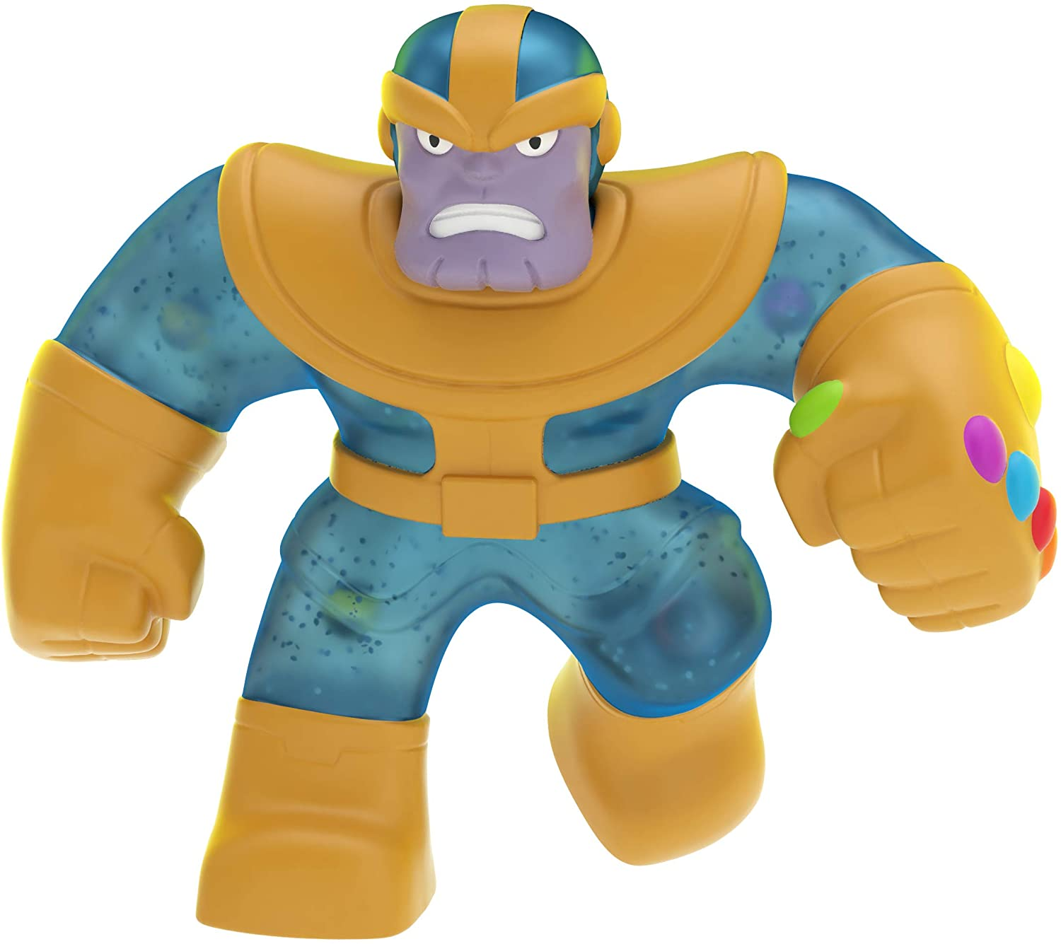 Heroes of Goo Jit Zu Licensed Marvel Supagoo Hero Pack - Thanos, $30 @amazon.com