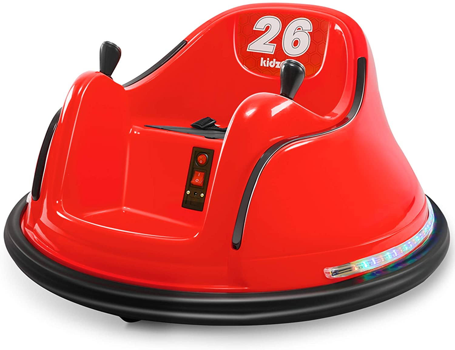 Ride On Bumper Car Vehicle Remote Control 360 Spin, $179 @amazon.com