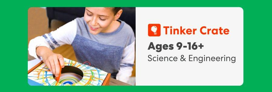 Our kids LOVE these science experiment kits! 50% off with our link - click image. Prices vary!