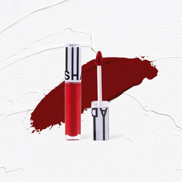 Muse Matte Lipstick (vegan), $16 @shadembeauty.com