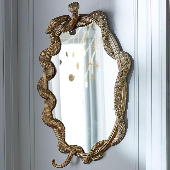 Wizarding World Nagini Mirror, $299 @pbteen.com