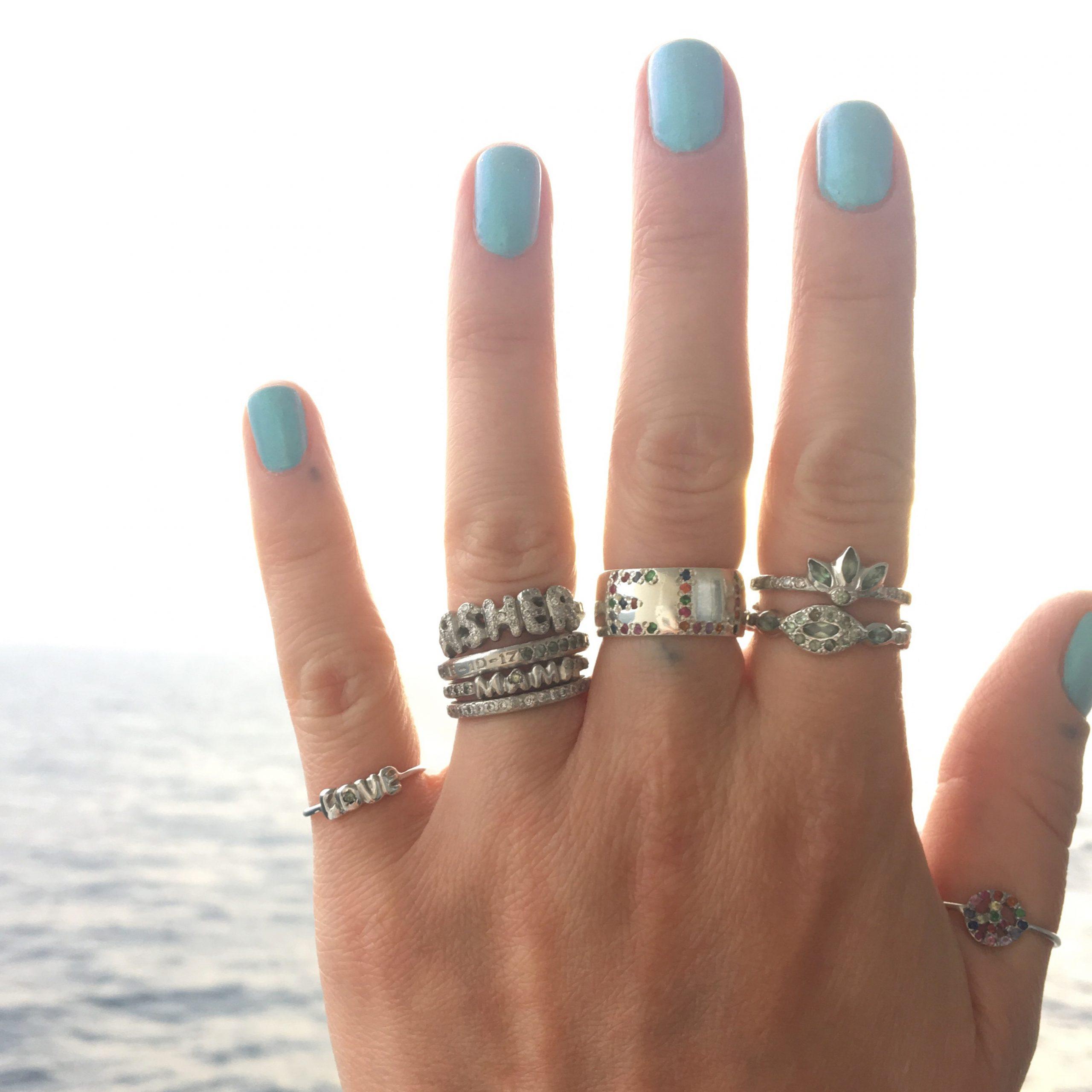 Misc Elisa Solomon Necklaces, prices vary @elisasolomon.com