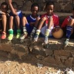 Donate Soccer Balls And Cleats For Eritrean Kids