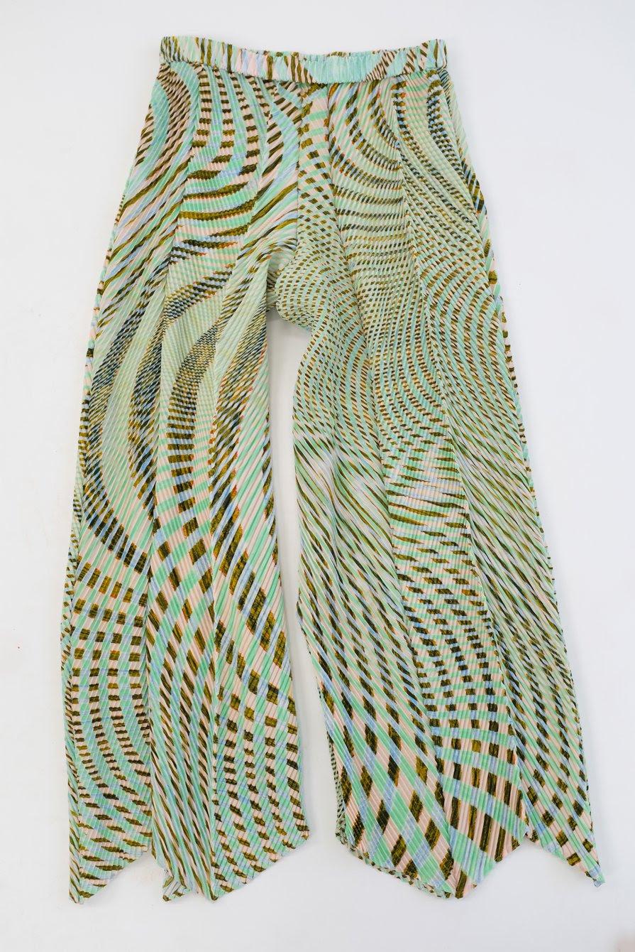 Julia Heuer Ulke Trousers Viktor, $540 @beklina.com
